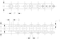 Conveyor PRC Line Drawing