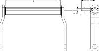 Steel-Drag-C1 Attachment Drawing